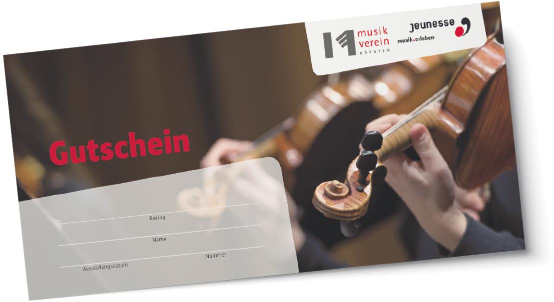 BOSS Grafik | Musikverein Kärnten