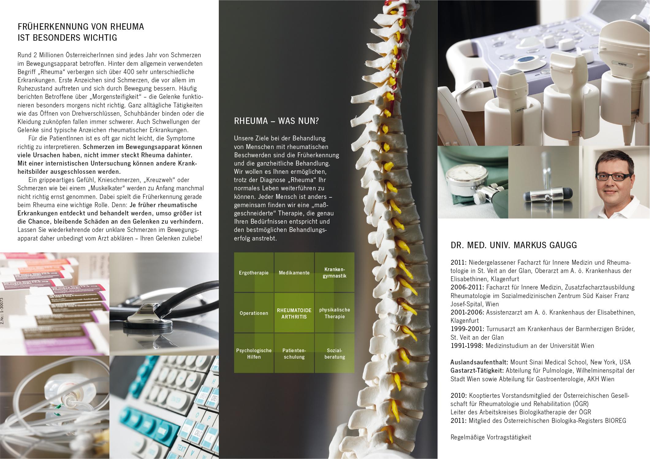 BOSS Grafik | Dr Gaugg